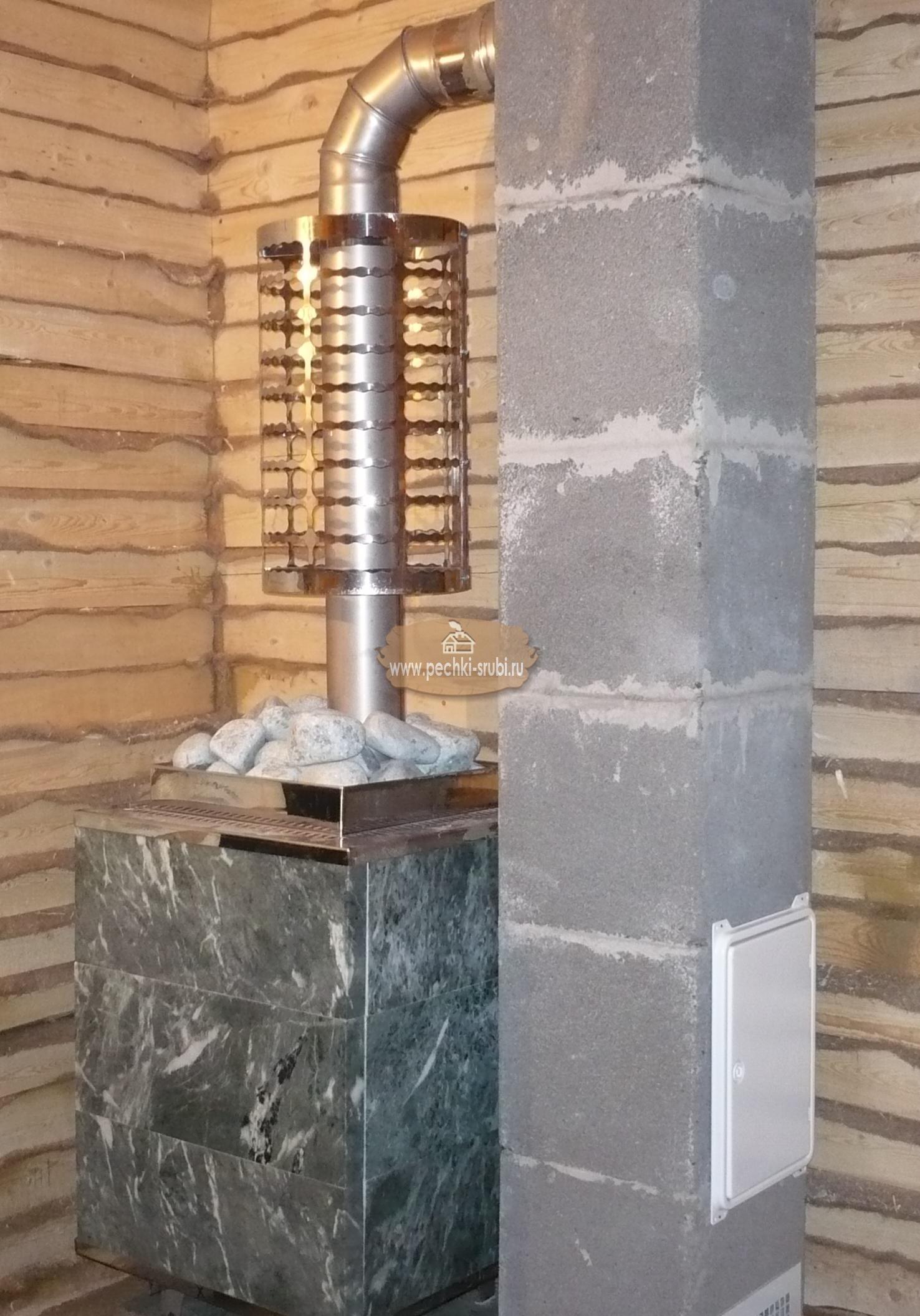 Финские каменные печи Tulikivi в Петрозаводске 58